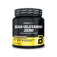 BioTech USA BCAA+Glutamine Zero 480g vitamin és táplálékkiegészítő