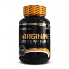 BioTech USA L-Arginine kapszula - 90db vitamin és táplálékkiegészítő
