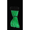 Bitfenix 24-Pin ATX hosszabbító 30cm - zöld / fekete