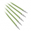 Bitfénix Bitfenix Alchemy 2.0 PSU kábel 5x60cm - világoszöld
