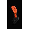 Bitfénix Bitfenix Molex 3x 3-Pin Adapter 12V 20cm - narancssárga / fekete