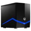 Bitfenix Colossus M Mini-ITX Piros/Kék/Zöld LED Fekete (BFC-CLI-300-KKLS1-RP)