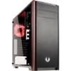 Bitfenix Nova TG ATX Számítógépház, Edzett üveg, Fekete