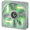 Bitfenix Spectre PRO 14cm fehér/zöld LED ventilátor