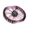Bitfenix Spectre PRO LED Purple 230mm (fekete) (BFF-LPRO-23030P-RP)