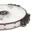 BitFenix Spectre Pro RGB ventilátor Command Kit + RGB-Controller (BFF-SRGB-23030C-RP)