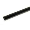 Bitspower Crystal Link Tube 12/10mm 500mm - fekete (BP-NCCLT12ACBK-L500)