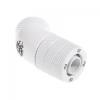 Bitspower Csatlakozó 45° G1/4, 10/8 mm - fehér, forgatható