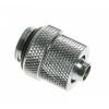 Bitspower Csatlakozó G1/4, 10/8 mm - fényes ezüst