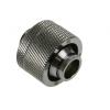Bitspower Csatlakozó G1/4, 19/13 mm - fényes fekete