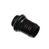 Bitspower Fitting G1/4, 13mm - matt fekete