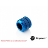 Bitspower Royal Blue Enhance Dual Multi-Link For Acrylic Tube OD 12MM /BP-RBLEDML/