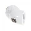 Bitspower Winkel 45° G1/4 - G1/4 - fehér