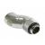 Bitspower Winkel G1/4 - fényes ezüst, 2 x Forgatható