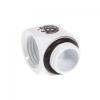 Bitspower Winkel G1/4 - G1/4 - fehér