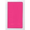 Biurfol LUX NEW COLOURS névjegytartó 60 névjegyhez pink rózsaszín