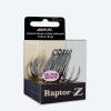 BKK raptor-z ultra hármashorog 1# 6 db/csomag