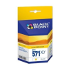 Black Point patron BPC571XLY ( CLI-571YXL ) yellow  750 oldal