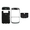 Blackberry 8900 Curve komplett ház fekete*