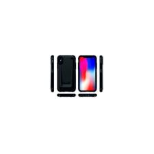 BlackBird BH945 iPhone X Armour case Black tok és táska