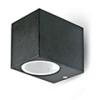 - Blacklight Simple-2 kültéri oldalfali lámpa IP44 (GU10)