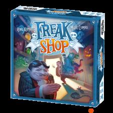 Blackrock Games - Freak Shop angol nyelvű társasjáték társasjáték