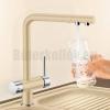 Blanco Fontas Pezsgő-Króm csaptelep víztisztítóhoz