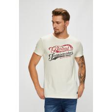 Blend - T-shirt - krém - 1396372-krém