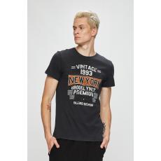 Blend - T-shirt - sötétkék - 1370576-sötétkék
