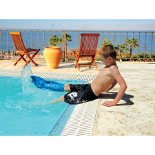 Bloccs (Coolmax) Hungary Gipszvédő Gyermek (1-3) Teljes láb Prot. biokészítmény