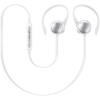 Bluetooth sztereó headset, v4.1, Multipoint, nyakba akasztható, fülkampóval, Samsung Level Active, fehér, gyári, EO-BG930CWE