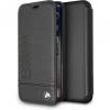 BMW Signature Book case iPhone X - fekete