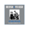 Bob Dylan vs Pete Seeger The Singer and The Song (CD)