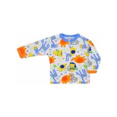 Bobas Fashion Baba kabátka Bobas Fashion Állatkert kék