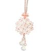 Boccadamo Jewels - Hemerocallis nyaklánc -rózsa arany