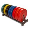 Body Solid Body-Solid Gumitalpas fekvő súlytárcsatartó (GBPR10)