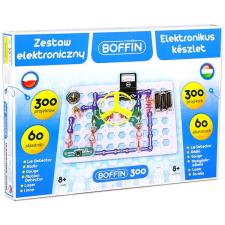 Boffin I-300 tudományos elektromos készlet kreatív és készségfejlesztő