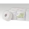 """Bokk Toalettpapír, 2 rétegű, 120 m, 19 cm átmérő, """"Jumbo"""", fehér"""