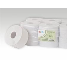 """Bokk Toalettpapír, 2 rétegű, 120 m, 19 cm átmérő, """"Jumbo"""", fehér higiéniai papíráru"""