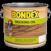 Bondex DECKING OIL 2,5L SZÍNTELEN