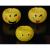 Bony+ Emoji kerámia hamutartó