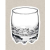 Bormioli Rocco GALASSIA vízes pohár, 30 cl, 3 db, 119272