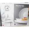 Bormioli Rocco Prometeo 18 részes üveg étkészlet,