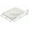Bosch 1987432246 Pollenszűrő NISSAN MICRA, NOTE