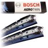 Bosch A 424 S Aerotwin ablaktörlő lapát szett, 3397007424, Hossz 600 / 550 mm