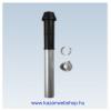 Bosch AZB 919 függőleges elvezető készlet indító adapterrel, mérőcsonkkal, ? 80/125 mm, L=1277 mm