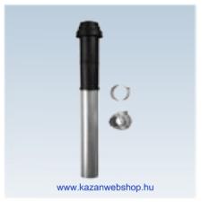 Bosch AZB 919 függőleges elvezető készlet indító adapterrel, mérőcsonkkal, ? 80/125 mm, L=1277 mm hűtés, fűtés szerelvény