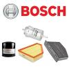 Bosch Citroen C4 2.0 HDi (136/140 LE) szűrőszett BOSCH + Total Quartz 9000 5W40 5 Liter motorolaj