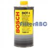 Bosch DOT4 fékfolyadék 1L
