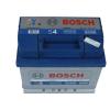 Bosch S4 akkumulátor 12v 60ah bal+